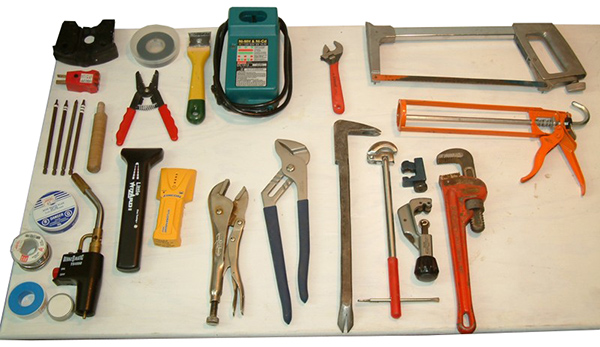Инструмент для Самостоятельной установки кондиционера в Сургуте