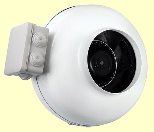 Вентилятор канальный TUBE 100XL